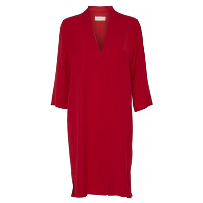 Norr New Ane Dress Red