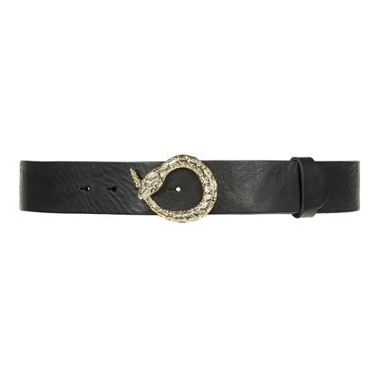 Depeche Sort/Gold 13100 Jeans Belt