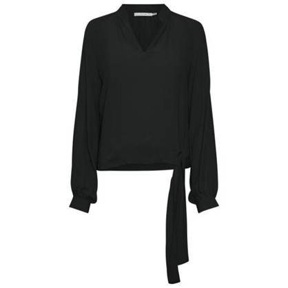 Gestuz Roda Blouse Black