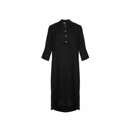 Tiffany Long Shirt Dress Linen