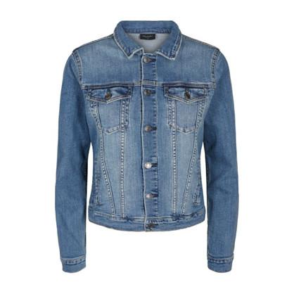 Freequent Vintage Blue Rock Jacket
