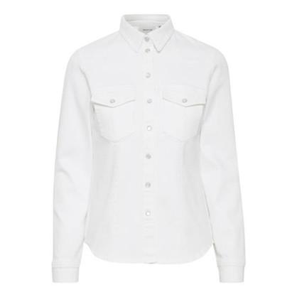 Gestuz Astrid Shirt Bright White