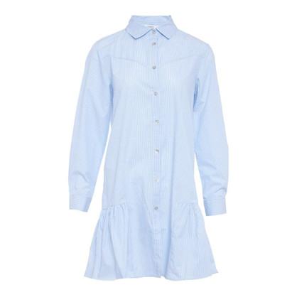 Noella Vilde Dress Blue Stripe