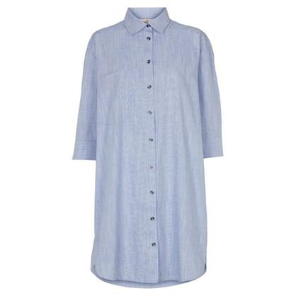 Basic Apparel Nora Shirt Harriet Navy