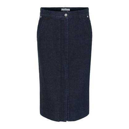 Blanche Aja Denim Skirt
