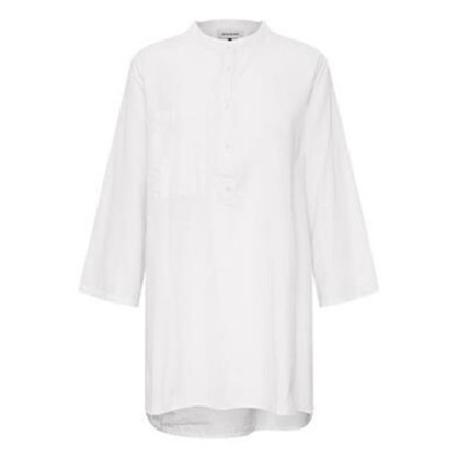 Denim Hunter Elba Shirt Optical White