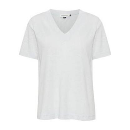 Denim Hunter Fay T-Shirt Optical White