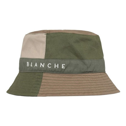 Blanche Buket Patch Herbal Green