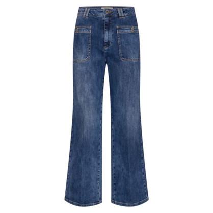 Mos Mosh Colette Free Jeans Blue