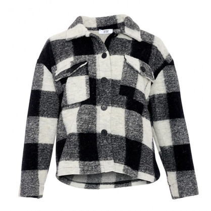Tiffany Jakke Black/White Checked