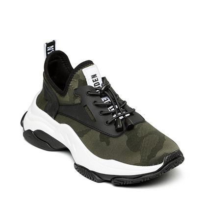 Steve Madden Camouflage Match Sneakers