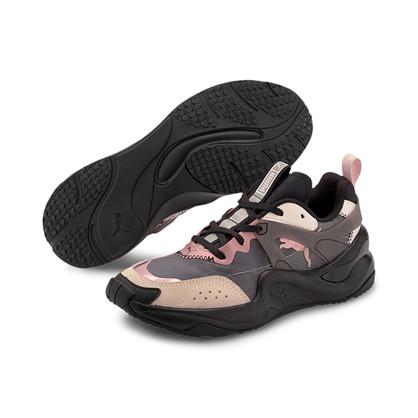 Puma Rise Wn's Black-Rosewater Sneakers