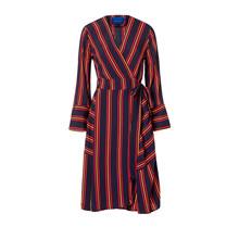 Resume Navy Jane Dress