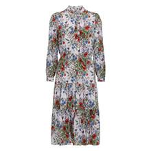 Heartmade Hvid Hena Dress