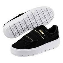 Puma Sort Platform Trace Strap Sneakers