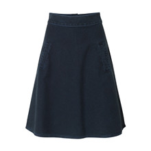 Mads Nørgaard Blue Black Stelly Skirt