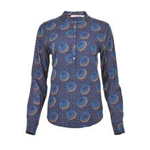 Rue de Femme Blå Dot Shirt