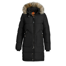 Parajumpers Sort Light Long Bear Jakke