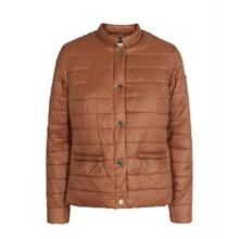 Mos Mosh Cognac Sarah Quilt Jacket