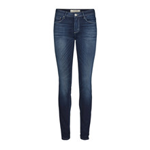 Mos Mosh Dark Blue Jade Cosy Jeans