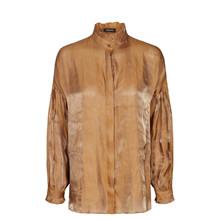 Mos Mosh Gold Maude Golden Shirt