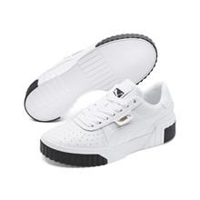 Puma Cali WN´s WHITE/BLACK  Sneakers