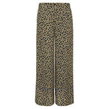 Norr Camel/Blue Dots Lilo Pants