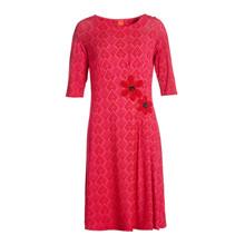Du Milde Poulas Pink Kjole