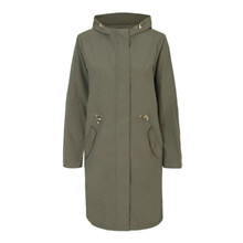 Ilse Jacobsen Army Coty Coat