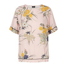 Freequent Rosa Bluse