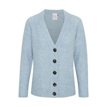 Denim Hunter The Knit Cardigan Ashley Blue Melange