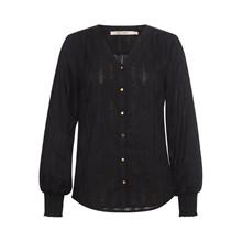 Rue De Femme New Rossa Shirt Black