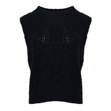 Noella Black Kala Knit Vest