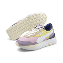 Puma Cruise Rider Silk Road Wn's Pink Lady-Yellow Pear