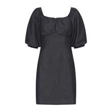 Blanche Denim Adely Dress