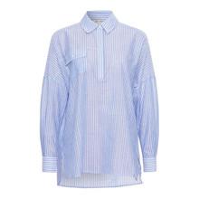 Rue De Femme Eden Shirt Cashmere Blue