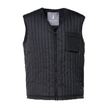 Rains Black Liner Vest