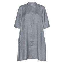 NORR Grey Check Tanja Dress