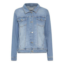 Denim Hunter Light Blue Wash Cille Denim Jacket