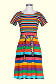 Margot Rainbow Paradise Kjole