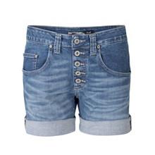Please Shorts London Blu Denim