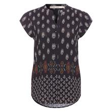 Rue De Femme Luna S/S Shirt Black