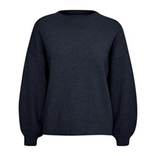 My Essential Wardrobe Total Eclipse June Knit Pullover