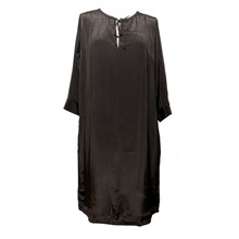 Peace Heart Joy Black Carla Dress