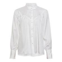 Rue De Femme White Kolie Shirt