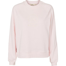 Basic Apparel Rose Maje Logo Sweat