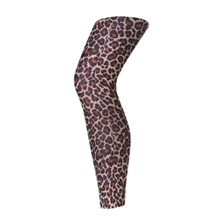 Sneaky Fox Leopard Legging Natural