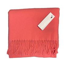 Mathlau Coral Lambswool Tørklæde