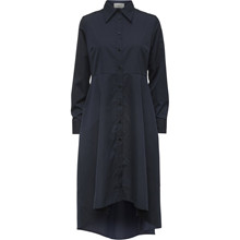 Norr Navy Myra Dress