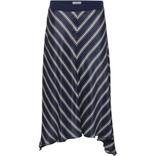 Norr Navy Bobbi Skirt